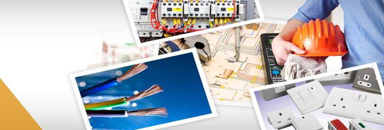 Types of Electrical Items with Best Electrical Brands Listed