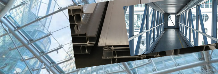 Uses of Aluminium in the Building Construction