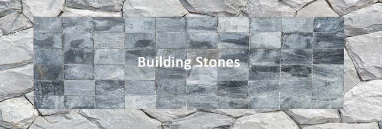 Types of Building Stones and their uses