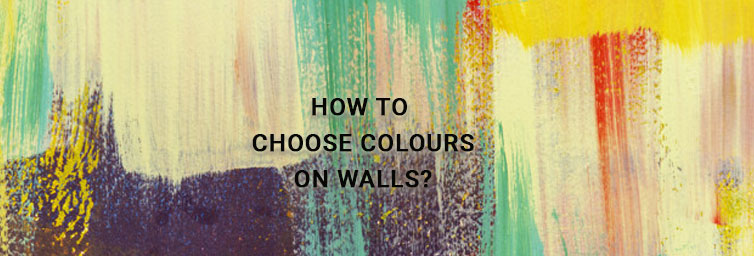 Ideas for Choosing Colours for Your New Home
