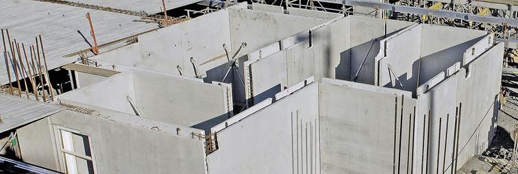Cross wall Construction- Advantages & Applications