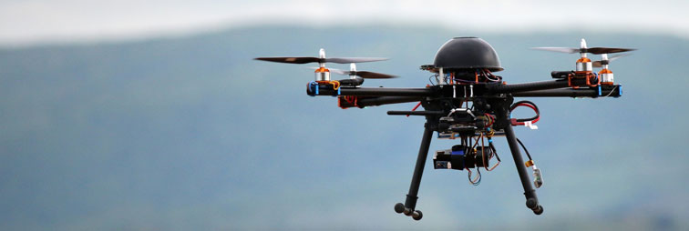Using Drones in the Construction Industry