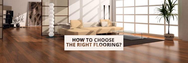 Factors to Consider When Choosing Flooring Designs