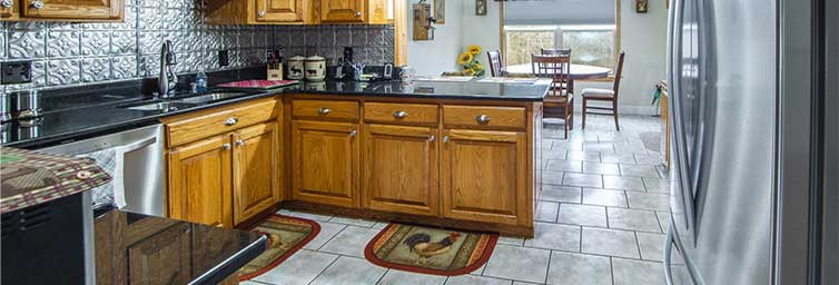 How to choose Tile designs for your kitchen
