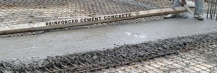 Reinforced Cement Concrete in Building Construction