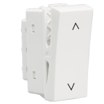 Crabtree's ATHENA 10 AX Two Way switch (Anti-Viral) (White)