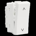 Crabtree's ATHENA 16 AX Two Way switch (Anti-Viral) (White)