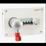 Legrand's Metra Plug & Socket D.B 32A FP RCBO (3P+E)