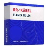 RR Kabel's Flamex HR PVC Insulated Single Core 2.5 Sq mm FR-LSH Cable - 90Mtrs