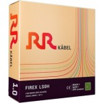 RR Kabel's Firex Halogen free Flame Retardent (HFFR) 1.0 Sq mm Cable - 90Mtrs