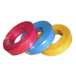 RR Kabel's PVC Insulated Single Core 1.0 Sq mm FR-LSH Cable - 200Mtrs