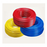 RR Kabel's PVC Insulated Single Core 4..0 Sq mm FR-LSH Cable - 200Mtrs