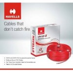 Havell's Havells 0.5sq.mm Single Core Copper Cable (FR)