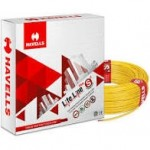 Havell's 1.5 FRLS 180 Meters (Yellow)