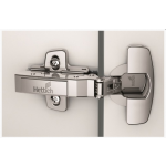 Sensys 8645i, 0K Thick Door Hinge For Door Thickness 15 -24 mm With Mounting Plate