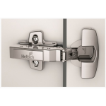 Sensys 8631i, 0K Thick Door Hinge For Door Thickness 15 -32 mm With Mounting Plate