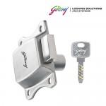 Godrej's 20mm Curvo Drawer Lock