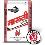 Maruthi Cement  OPC - 53Grade
