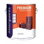 Asian Paints Apcolite Premium Gloss Enamel - White - 500 ml - Blazing White