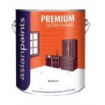 Asian Paints Apcolite Premium Gloss Enamel - Shades - 200 ml - Bay Brown