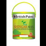 Shingar Max-Superior Exterior Emulsion - 20 Ltr
