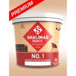 Premium Acrylic Distemper - 20 Ltr