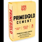 Prime Gold Cement PPC -50Kgs