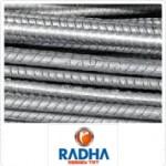 Radha Thermex Fe-550 Grade - 8mm
