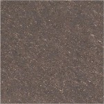 Double Charge Vitrified (Porcelain) Tile - Pearl Choco - 80x80 cm