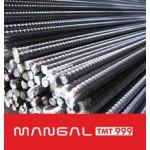Fe-500 Grade Mangal TMT Bar - 25mm