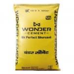 Wonder Cement 50Kgs OPC - 53Grade