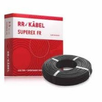 RR Kabel's Superex PVC Insulated Single Core 2.5 Sq mm FR Cable - 90Mtrs