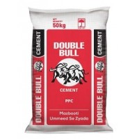 Double Bull Cement PPC -50Kgs