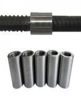 Rebar Coupler + Rod Threading - 25mm