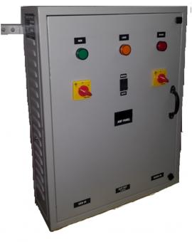 100 KVA AMF Panel