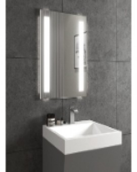 Saint-Gobain's Aspira LED Mirror  - Classic (450mm x 600mm (width x height))