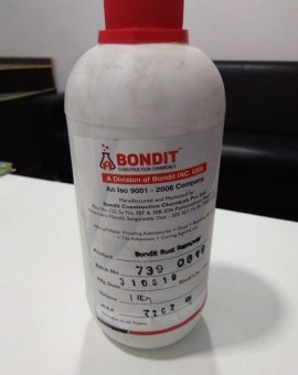 Bondit Rust Remover - 01 Ltr