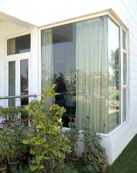 Fenesta Glass to Glass Window