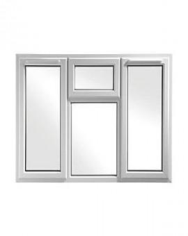 2T-2P SLIDING WINDOW - 1220 x 1220