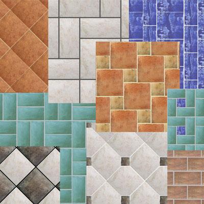 Ceramic tiles Example